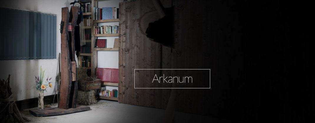 Modernes Bücherregal, Wohnskulptur