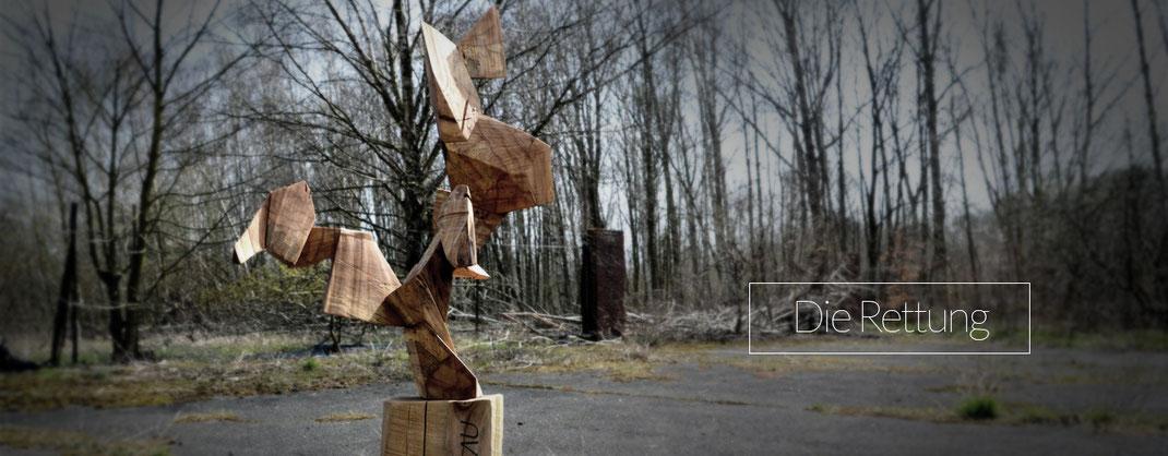 Skulptur für den Wohnbereich oder Büro