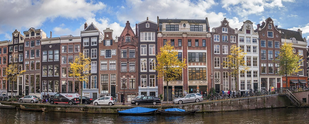 Expat mortgages in Amsterdam