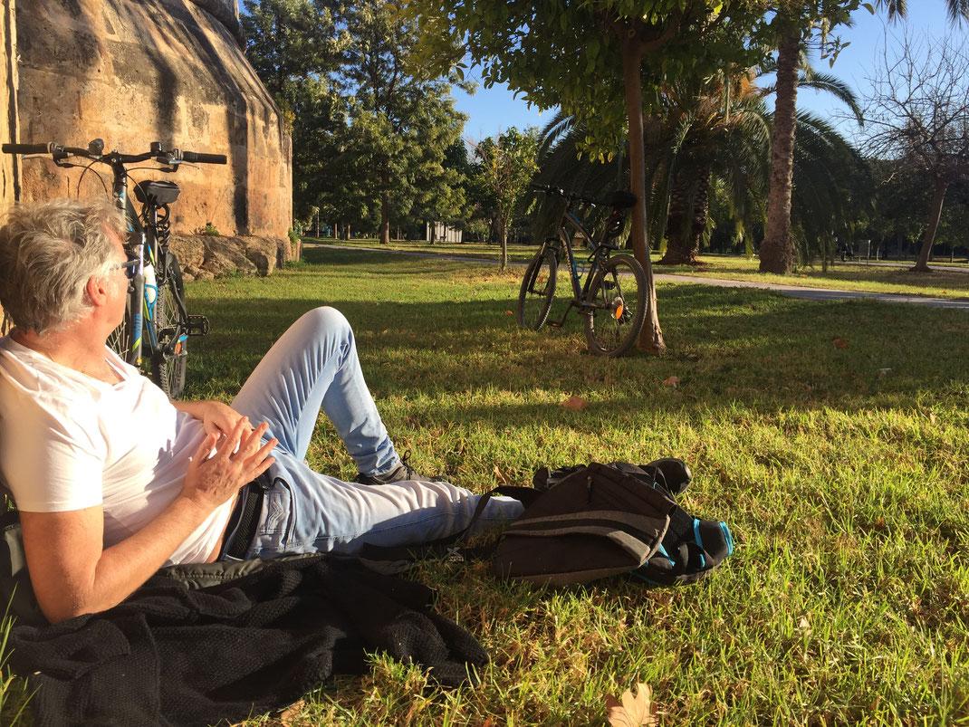 relaxing turia valencia