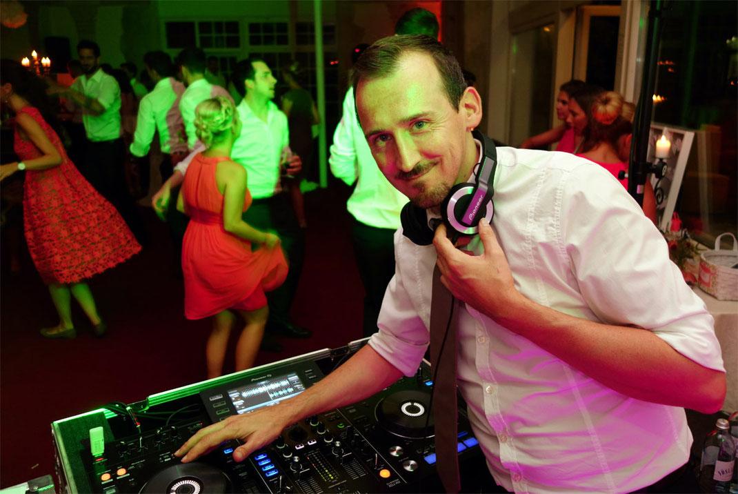 Hochzeits DJ Markus Weiss