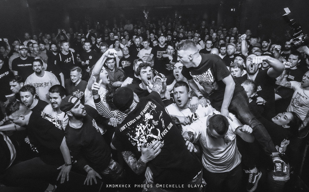 RISK IT! - Record release show at Chemiefabrik, Dresden. Guest bands: COLDBURN - SOULGROUND - ABSOLVE - PAIN.