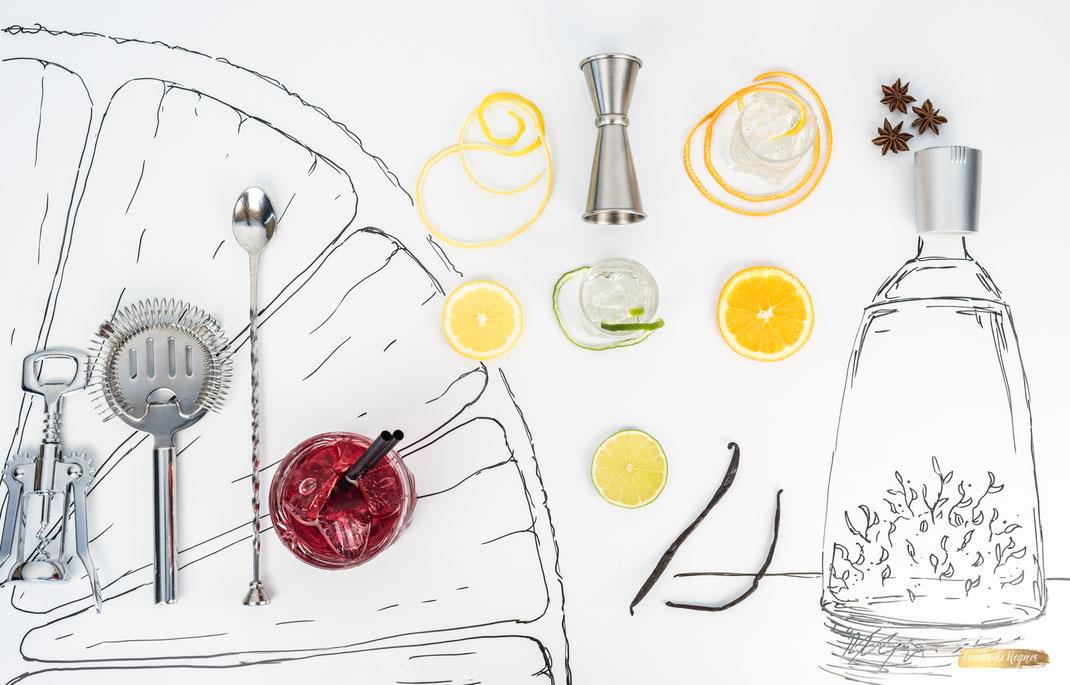 Titelbild für Kühlungsborn kocht 2016 - Foodphotography und gestalterische Elemente