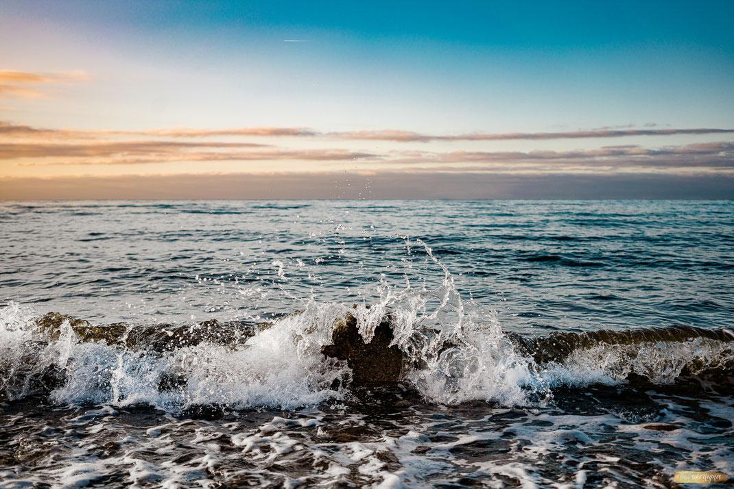 Heimatliebe Ostsee 💙 Küstenliebe - Strandaufgang in Elmenhorst Februar 2020