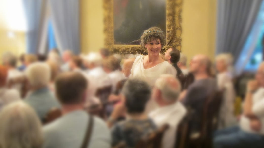 Audienz bei Luise - Schloss Britz