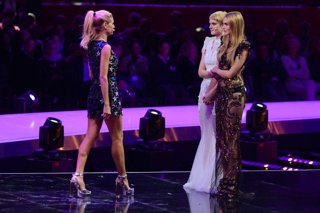 "Heidi Klum verkündet, wer ""Germany's Next Topmodel"" wird: Kim oder Elena C."