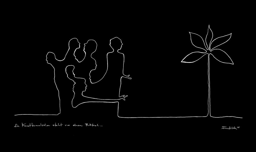 franticek-klossner-contemporary-art-drawing-performance-partitur-notation-score-kunsthalle-bern-harald-szeemann-memorial-exhibition
