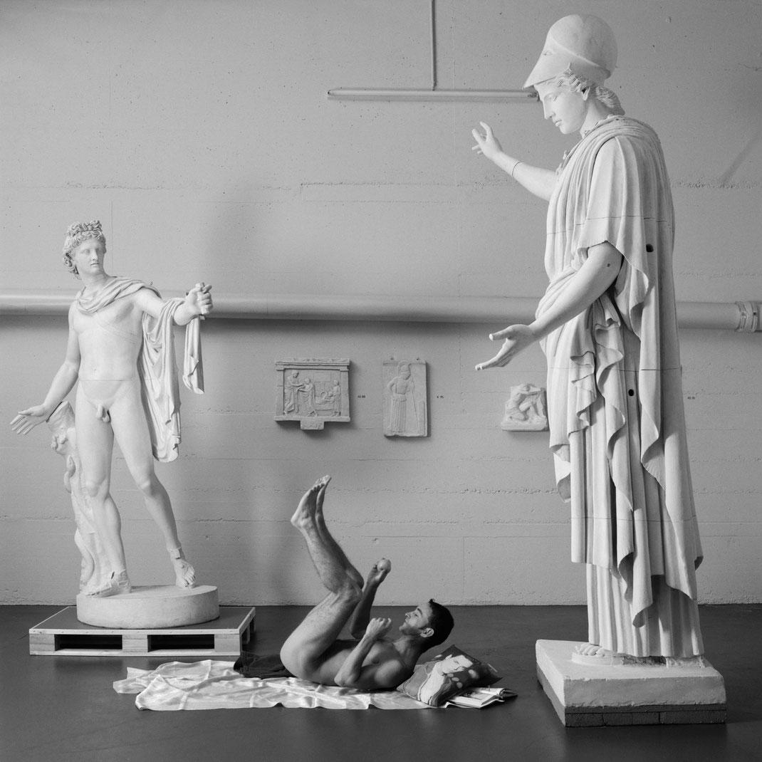 Kunstmuseum Bern - Das schwache Geschlecht - Neue Mannsbilder in der Kunst der Gegenwart