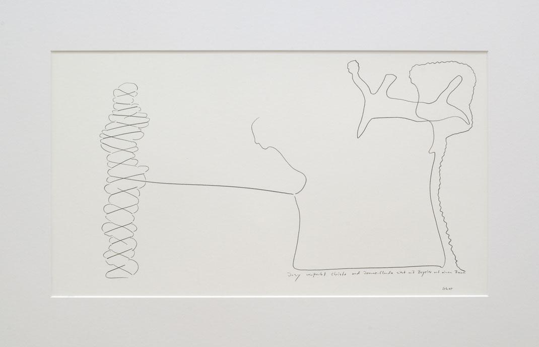 Klossner Franticek - Frantiček - Contemporary Art - Aktuelle Kunst der Gegenwart - Kunsthalle Bern - Schweiz - Harald Szeemann Memorial Exhibition