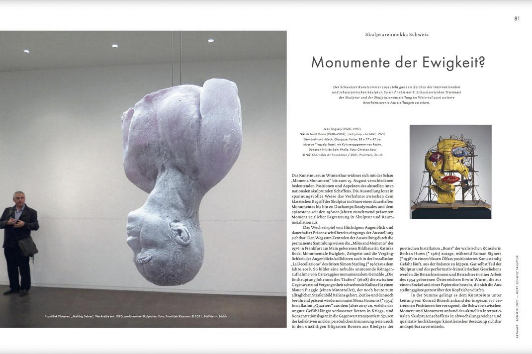ARTMAPP-Kunstmagazin-Aargauer_Kunsthaus_Skulpturen-Schweiz