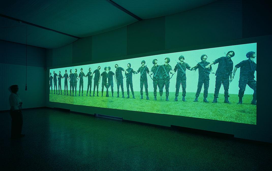 Kunstmuseum Solothurn - Interaktive Kunst - Franticek Klossner