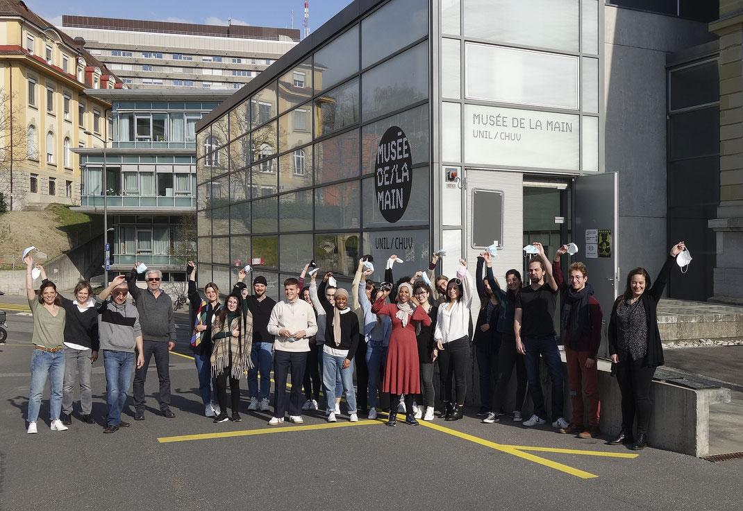 Haute-Ecole-Santé-HESAV-La-Source-Lausanne-Exposition-Art-Soin-Musée-de-la-main-UNIL-CHUV