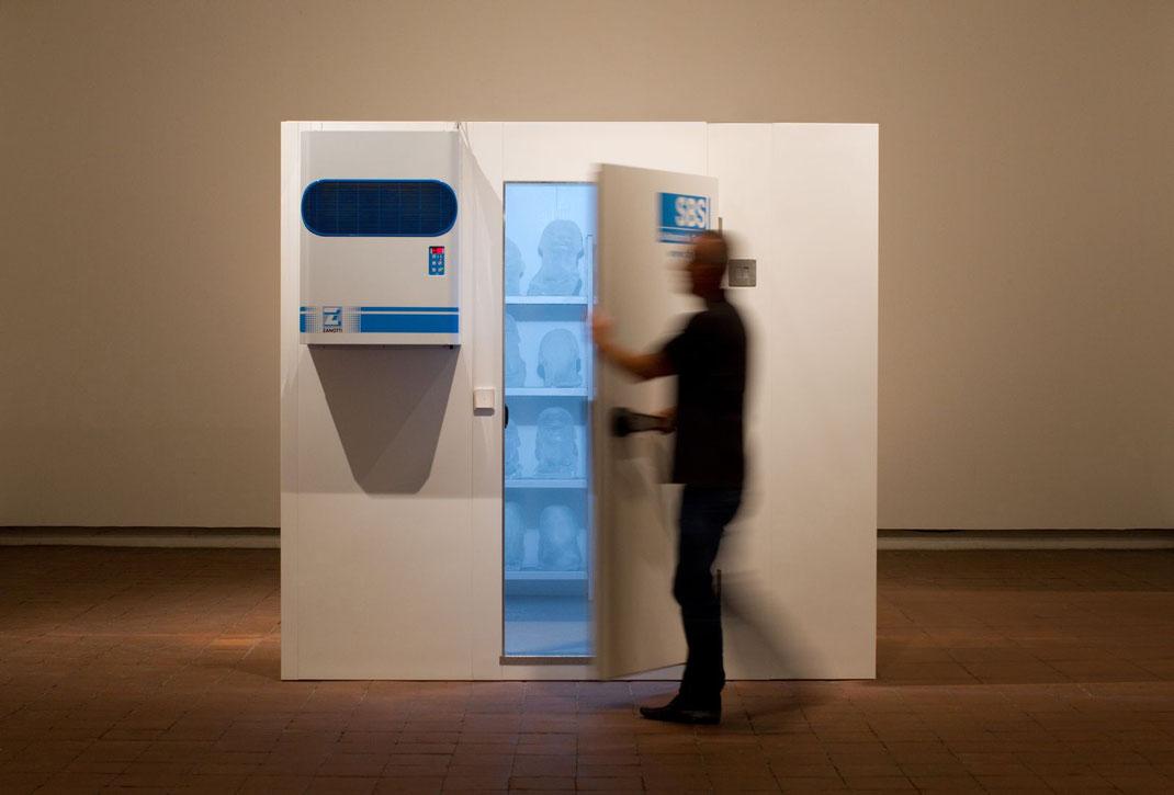 Kunsthalle Osnabrück - Sammlung Reinking - Performative Kunst - Installation