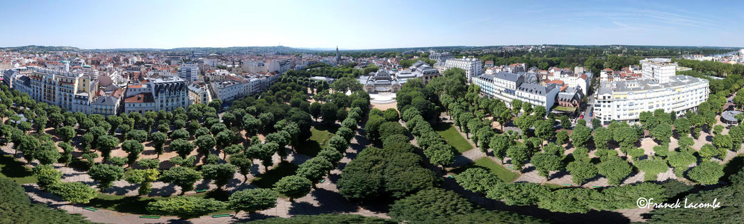 Parcs Opéra Vichy
