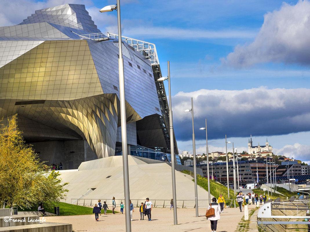 Musée des Confluences Franck Lacombe Photographe Vichy Visite Virtuelle 360° Cavilam Vichy Auvergne #vichy#auvergne#alliertourisme#photography#picotheday#auvergnerhonealpes#auvergnetourisme#architechture