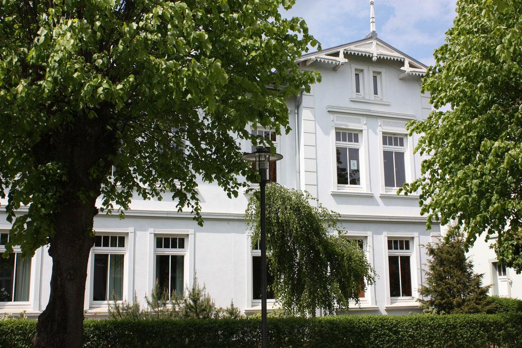 Ferienwohnung Lieselotte in der Strandstraße 16 in Kühlungsborn