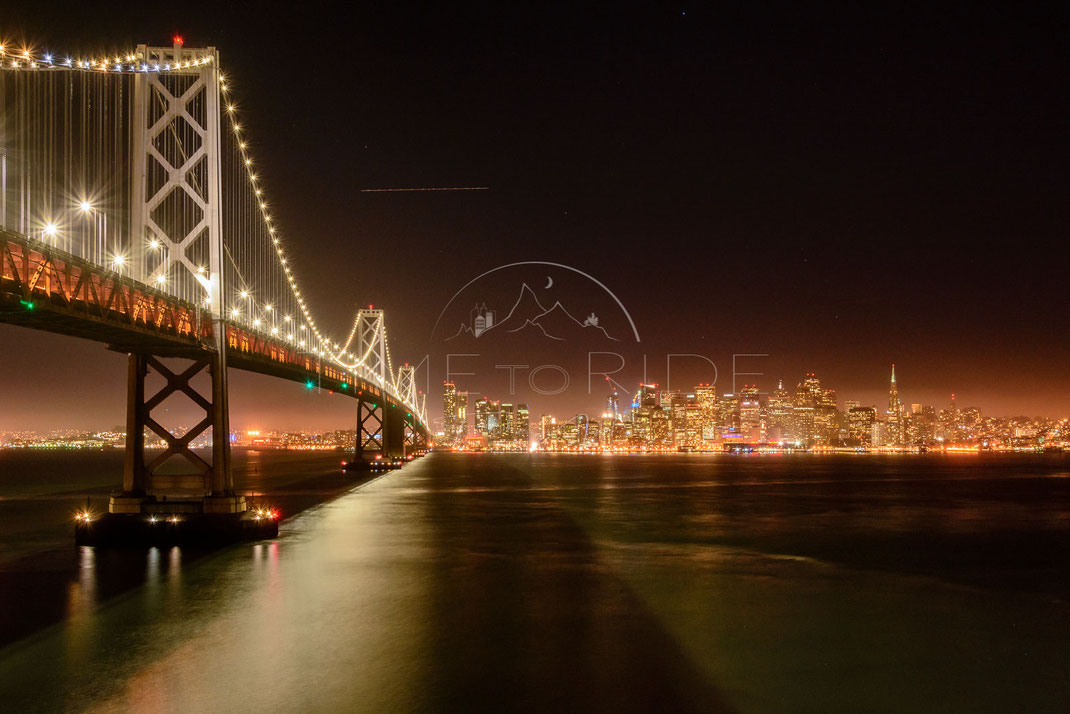 Gateway to Town | Das Tor zur Stadt | Bay Bridge | San Francisco | USA | Stadt-Kultur-Fotografie | Urban & Culture Photography
