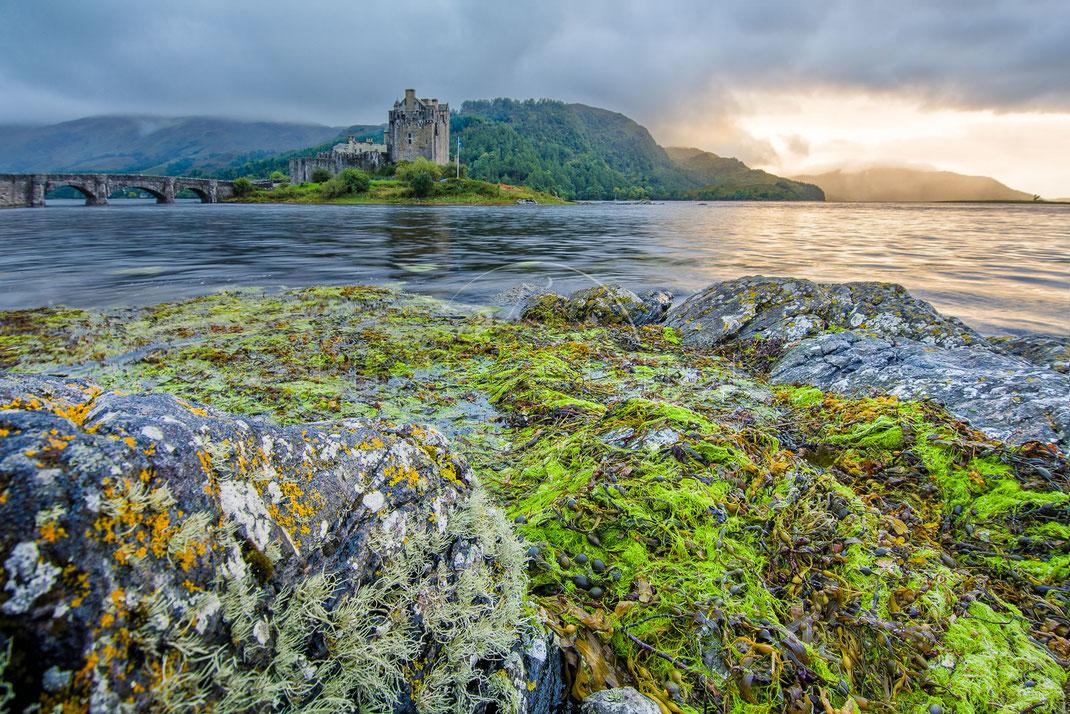 Warrior of Time | Krieger der Zeit | Eilean Donan Castle | Scotland | Landschafts- & Naturfotografie | Landscape & Nature Photography