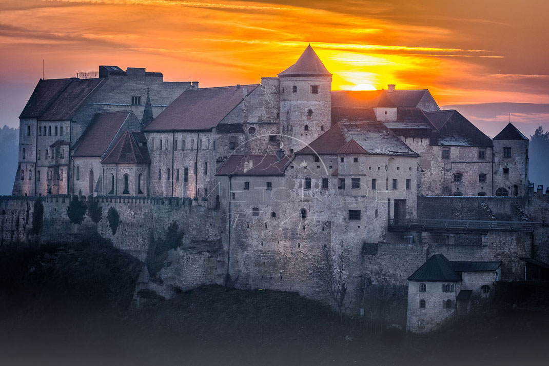 Ruler of Centuries | Herrscher über Jahrhunderte | Castle of Burghausen | Germany | Stadt-Kultur-Fotografie | Urban & Culture Photography