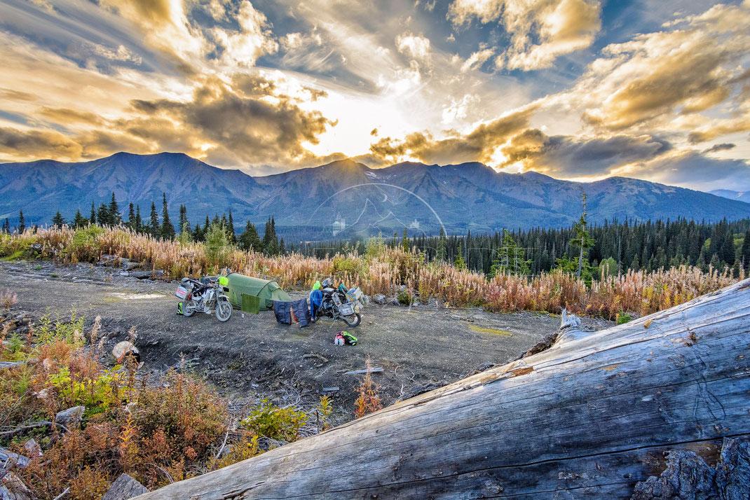 Nature´s Beauty | Die Schönheit der Natur | British Columbia | Canada | Motorrad-Abenteuer-Fotografie | Motorcycle ADV Photography | Poster & Leinwände