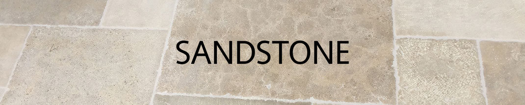 Why sandstone is good for floors and terraces and where to order it in the Baltics