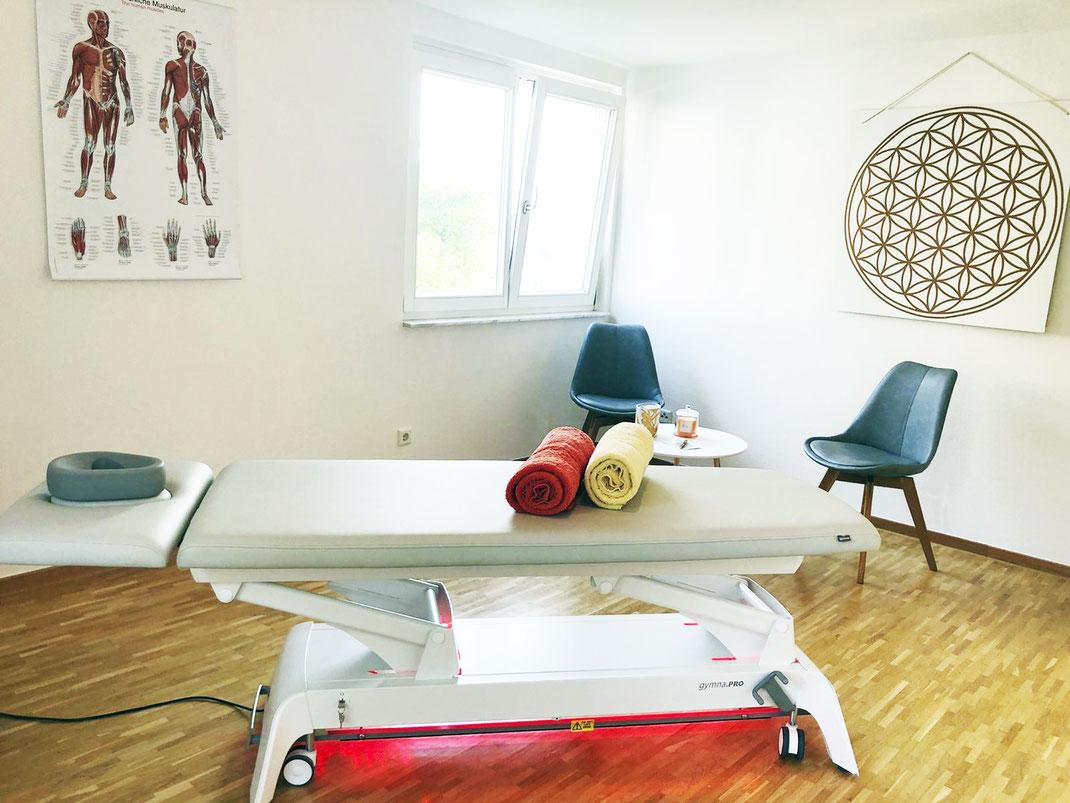Behandlungszimmer – Panta Rhei Gesundheitscampus