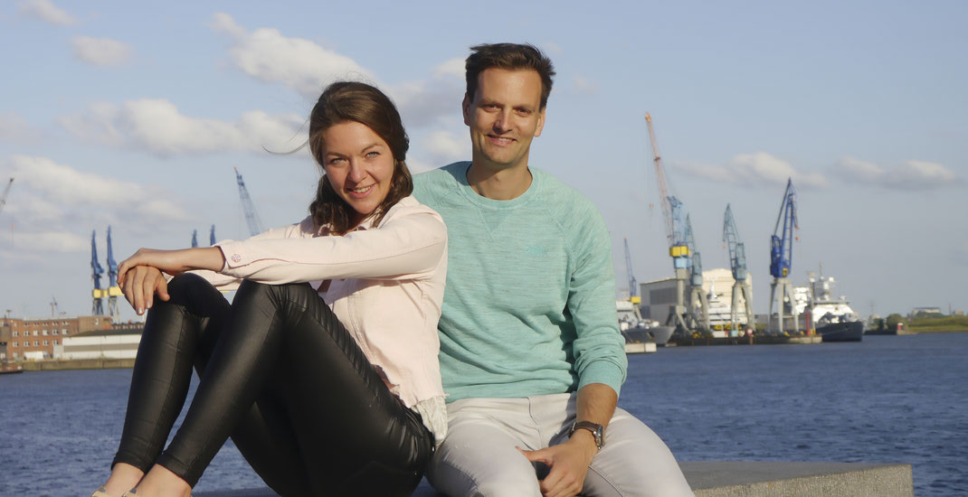 Lisa Kullmann und Aron Soremba – Panta Rhei Gesundheitscampus