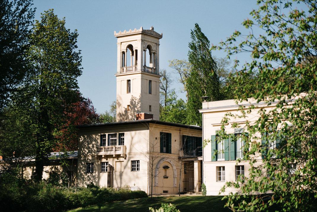 Schloss und Park Glienicke