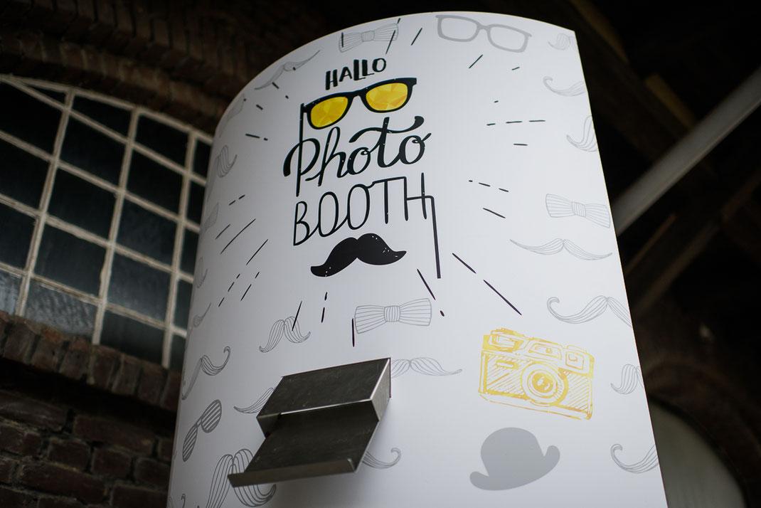 Hallophotobooth in muenchen photobooth fotobox fotokabine videobox videobooth hochzeit event entertainment betriebsfeier spass party tower säule