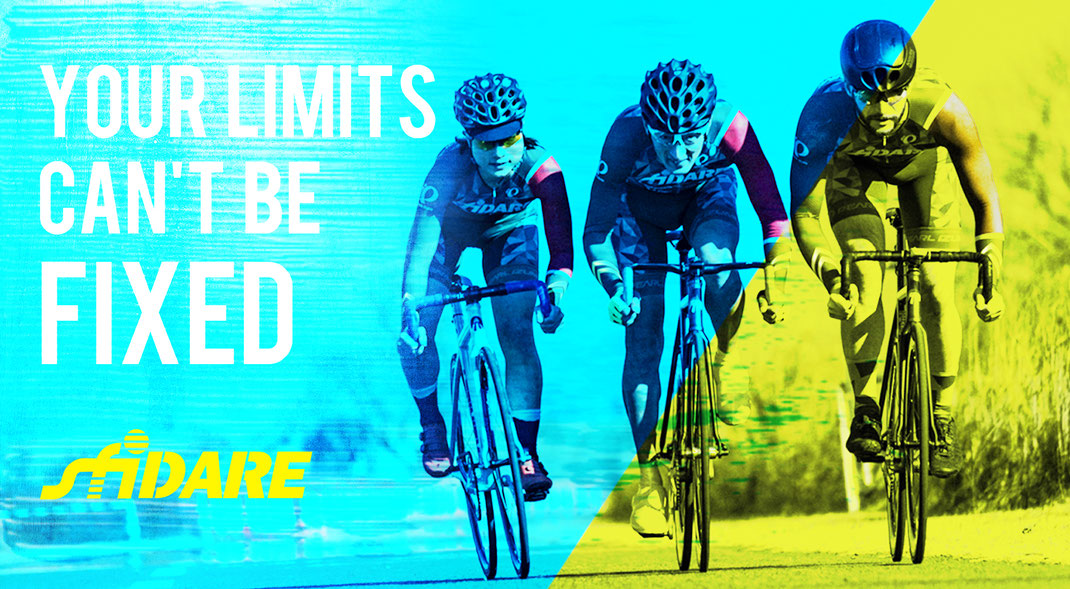 LIMITS CAN'T BE FIXED sfiDARE CRIT大会イメージ