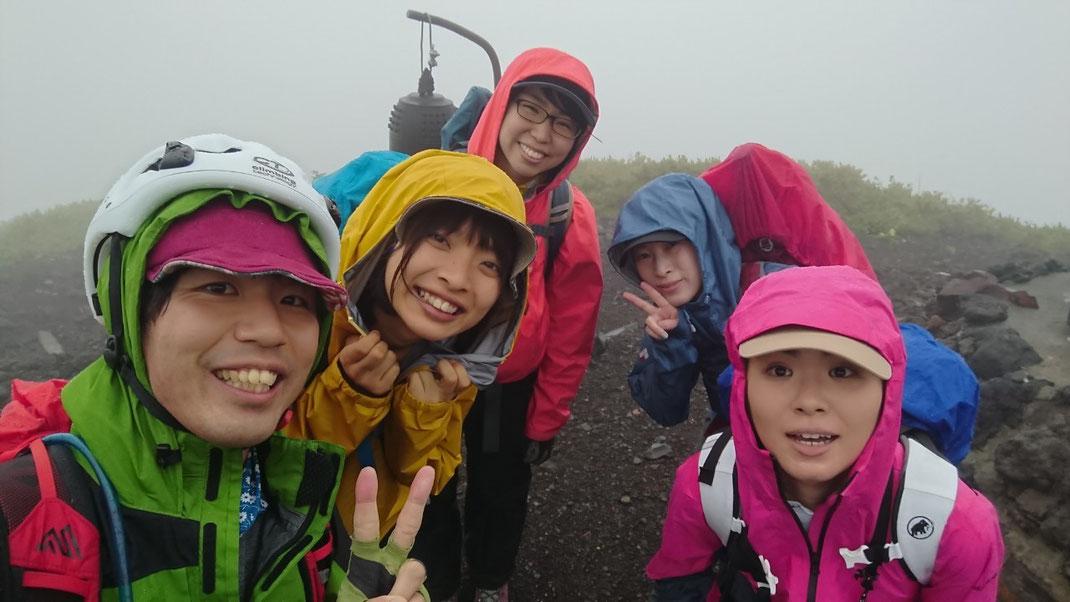 2020.07.24 夏山遠征▲木曽御嶽山 3,067m