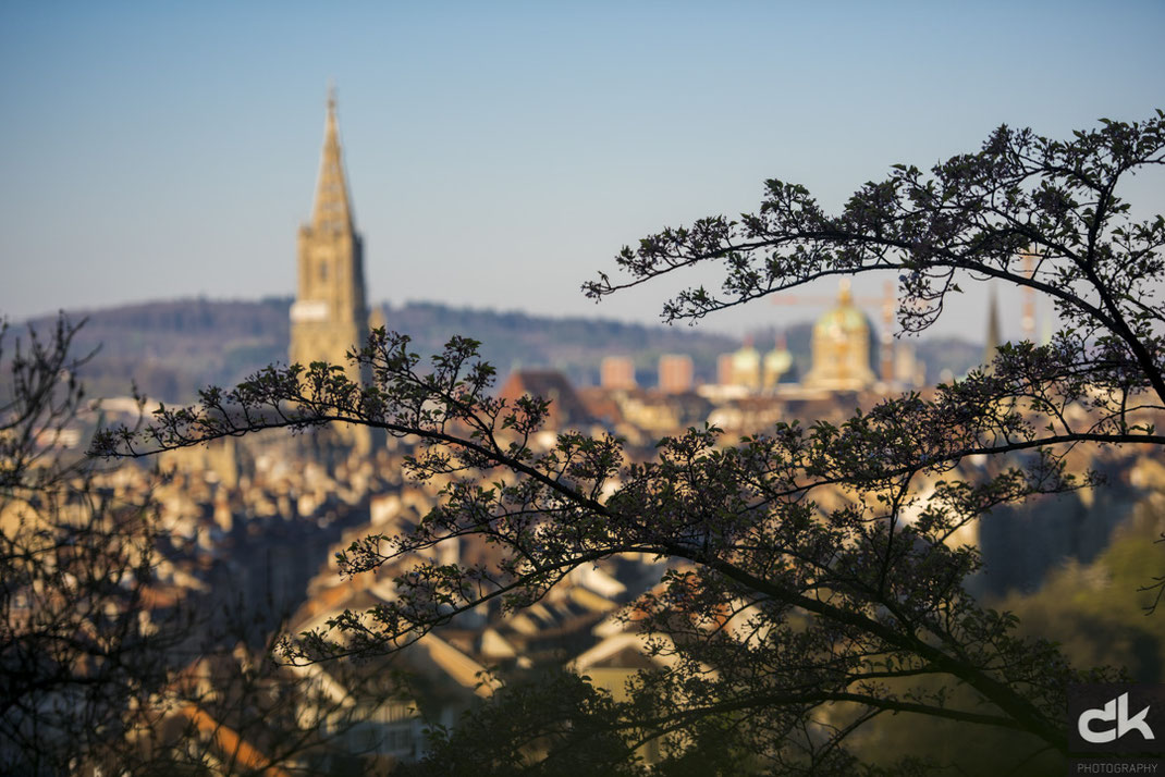 Altstadt Bern - Fotograf: Daniel Kneubühl - DK Photography, Bern
