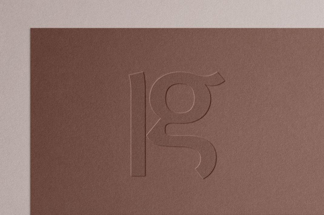 Logo Signet: Kagino, Taschen und Lederwaren, von Andreas Ruthemann