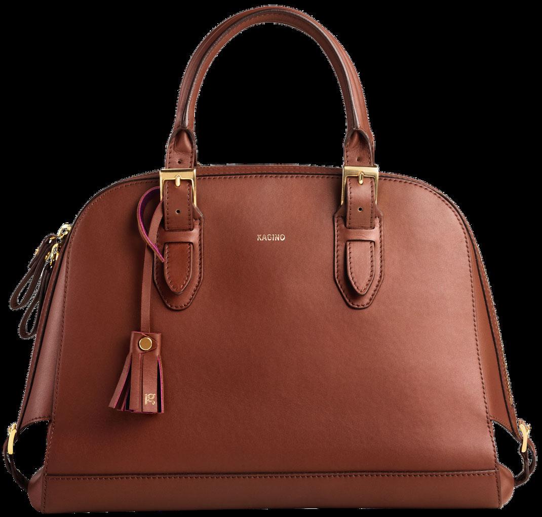 Branding Kagino, Taschen und Lederwaren