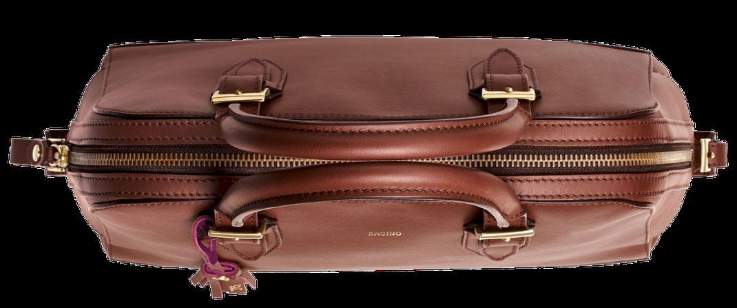Branding: Kagino, Taschen und Lederwaren