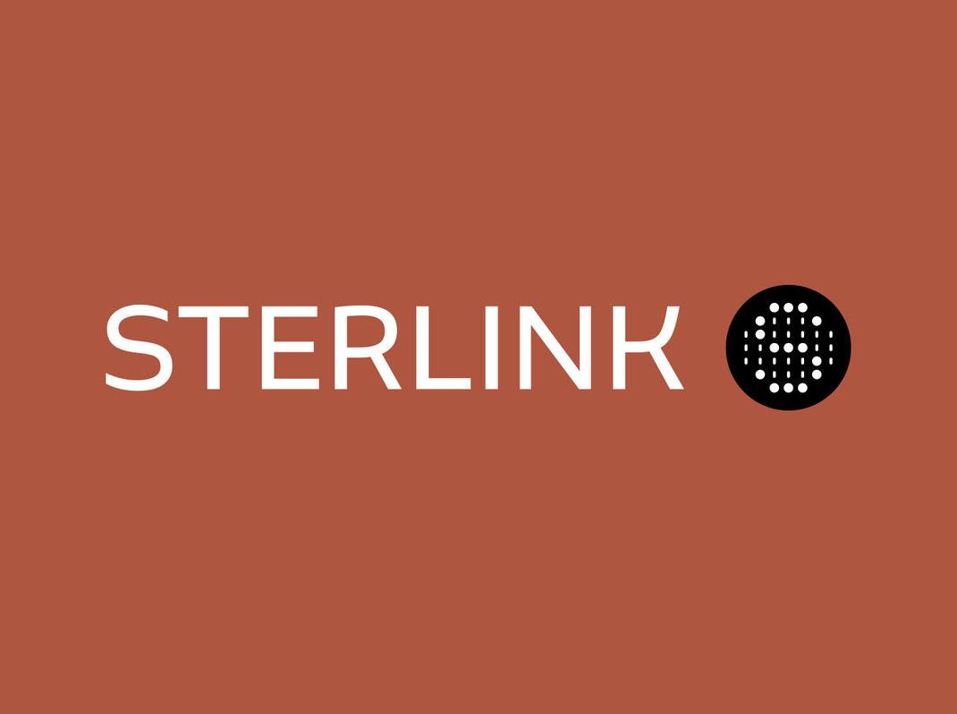 Logo Design: Sterlink, von Andreas Ruthemann