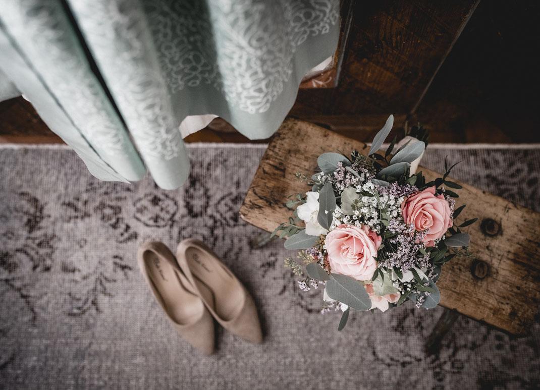 Haus Anna Plochl, Dirndl, Hochzeit