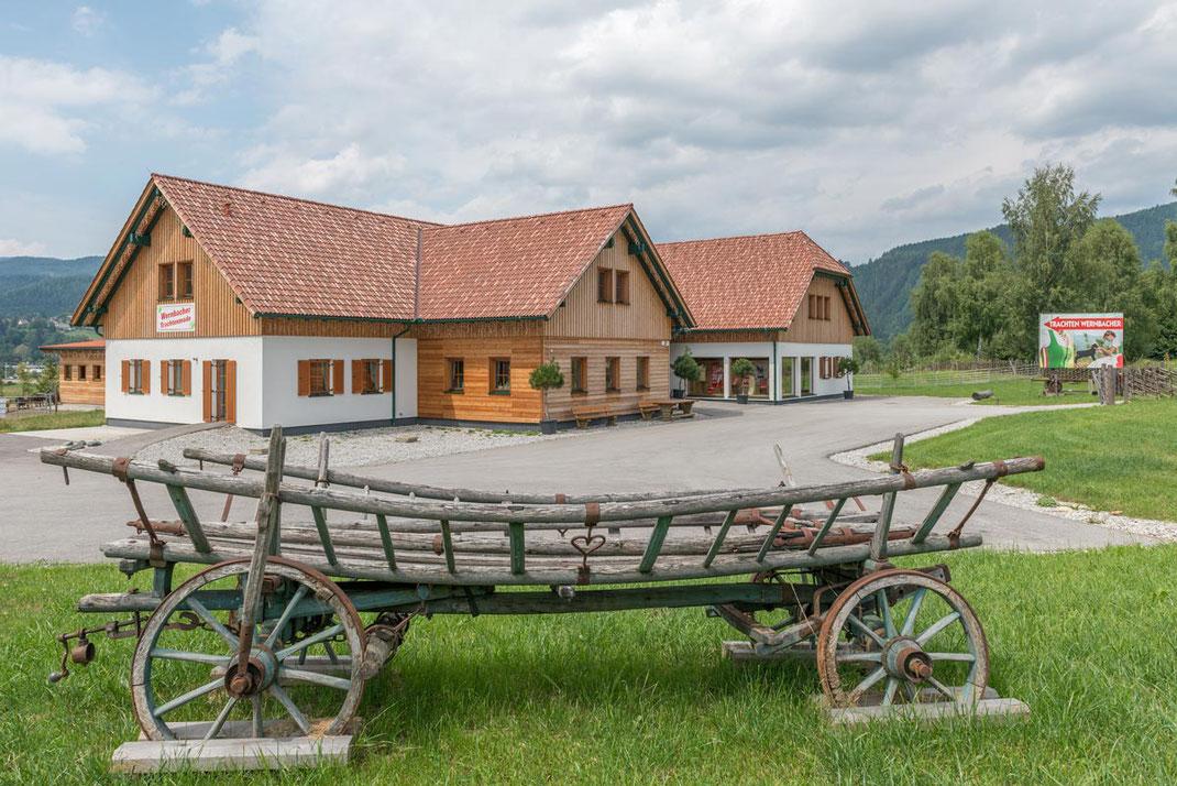 Trachtenhaus Wernbacher, neues Geschäft, Grazer Straße 14, 8662 Sankt Barbara im Mürztal