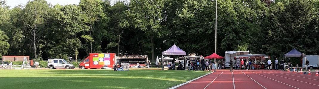 Start-Rücktrittsversicherung der HanseMerkur Reiseversicherung für Laufevent und Sportveranstaltung