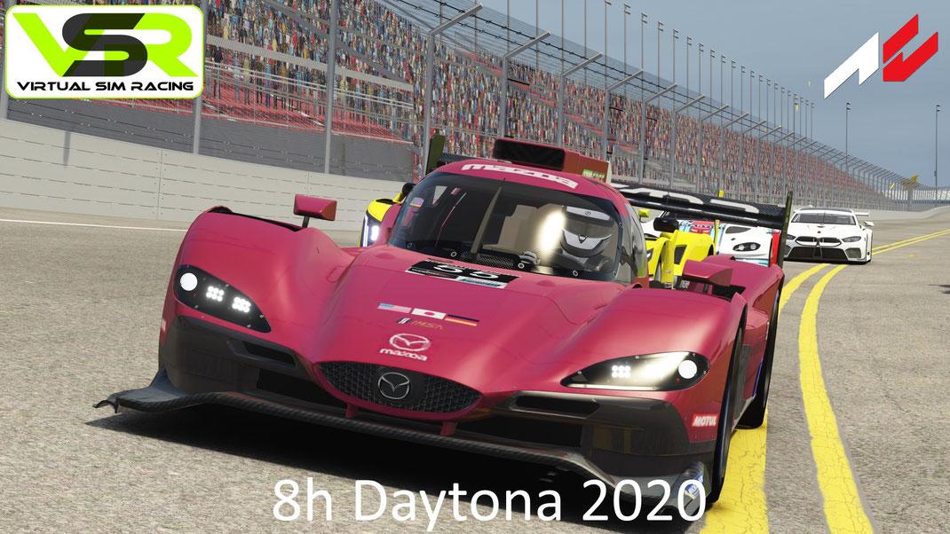 8h von Daytona | Assetto Corsa Endurance | Vorschaubild