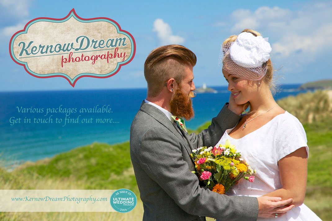 Wedding photography in Cornwall, Devon and Somerset - Kernow Dream Photography