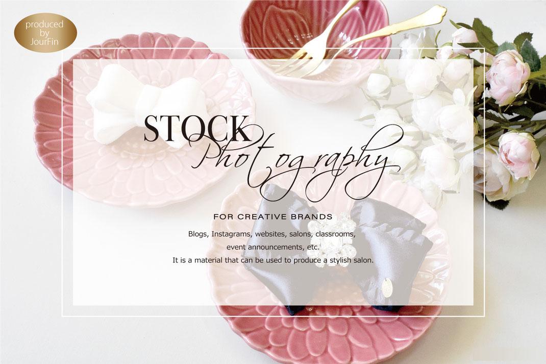 ラブリボン,写真素材,ブランディング,ストックフォト JourFin  写真素材 素材 写真 ブランドロゴ ロゴ ショップロゴ ロゴデザイン ショップカード