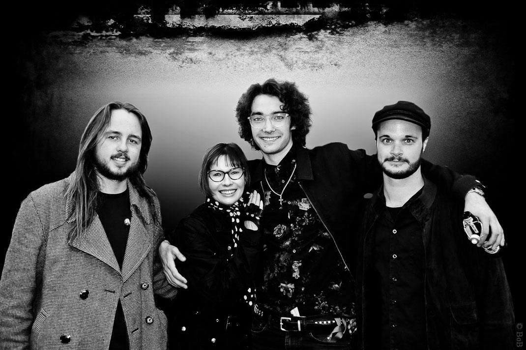 Kalle Reuter Band © 15.09.2019 © BEATE GRAMS