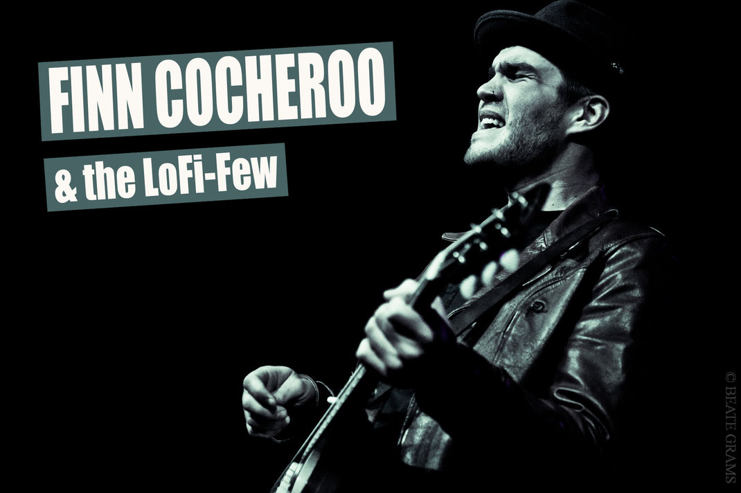Finn Cocheroo & the LoFi-Few - 02/2017