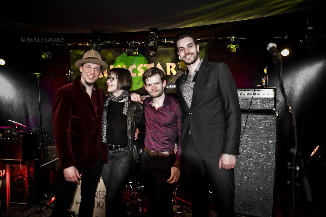 Joris Hendrik & Band © 08.02.2019 BEATE GRAMS