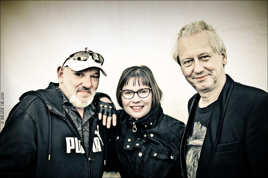 Georg Schroeter & Marc Breitfelder © 19.05.2019 BEATE GRAMS