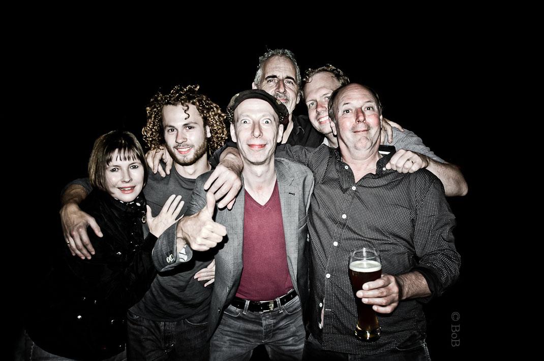 Robbert Fossen Band © 20.07.2019 BEATE GRAMS