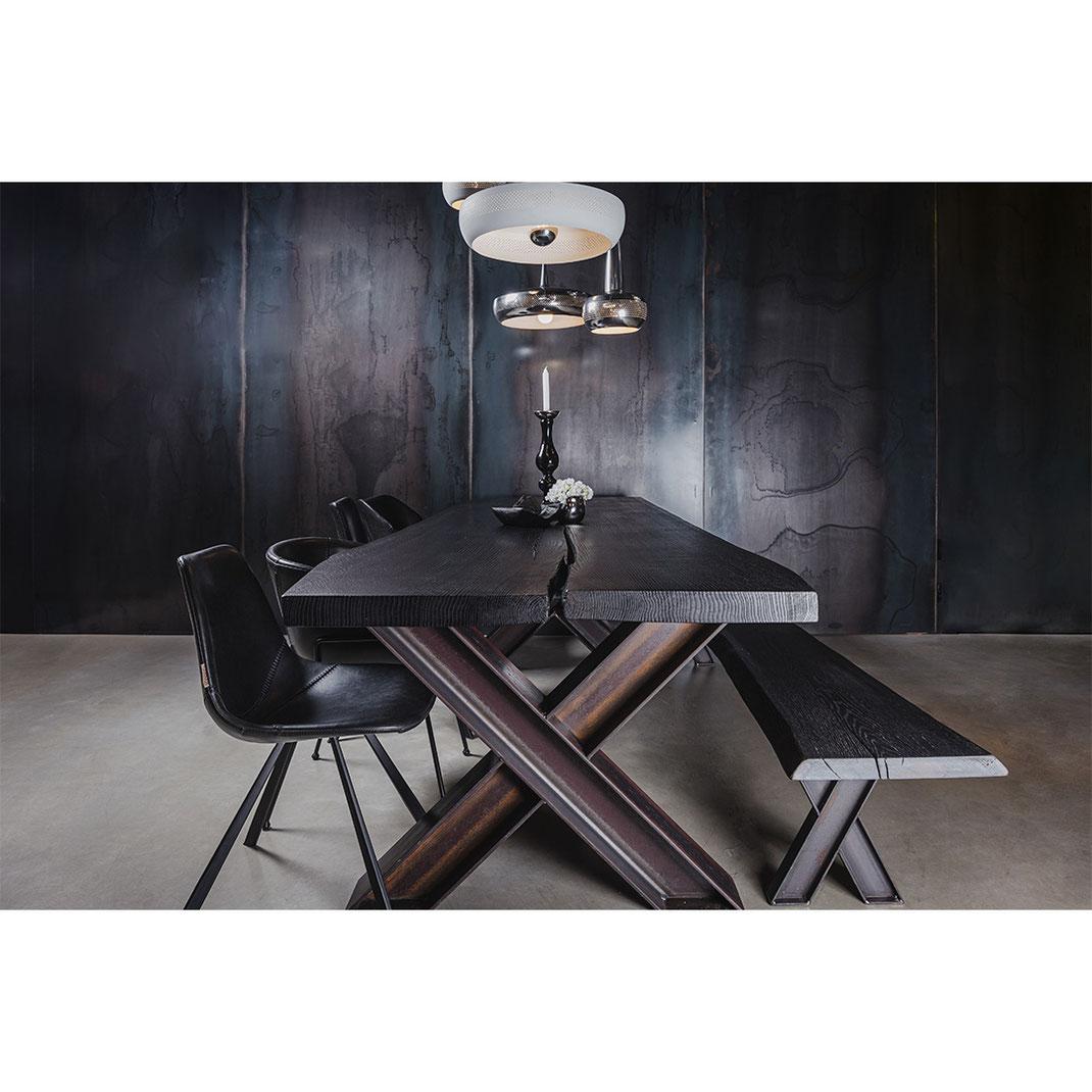 Einzigartig, Atemberaubend und wunderschön. Schwarze Tische bringen Prestige, Stilsicherheit und Begeisterung nach Hause.