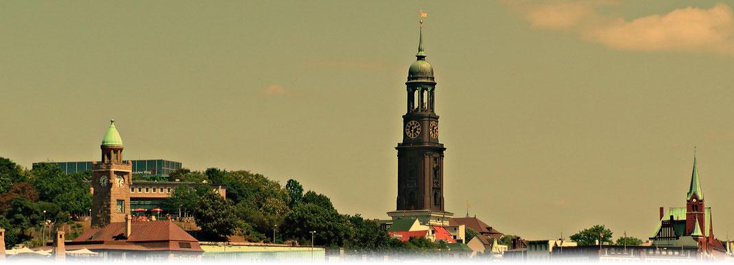Absolute Höchsttemperaturen in Hamburg und Schleswig-Holstein. | Bildquelle: Denny Karran