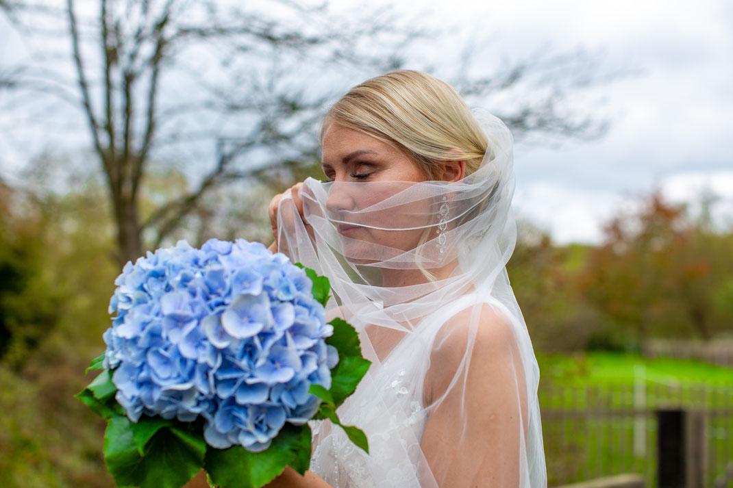 Foto Shootings mit der Braut
